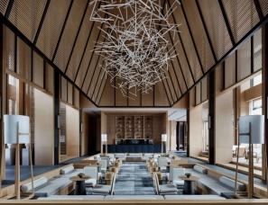 风合睦晨+元和大千设计--金科·博翠山销售中心