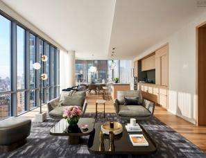 Renzo Piano作品--565 Broome,建筑大师纽约的首个住宅建筑