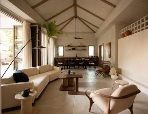 润舍纳图设计--北纬18°「海岛慢时光 」460㎡别墅
