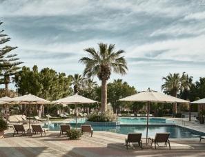 Vana Pernari Architecture Studio--克里特岛玛利亚公园酒店