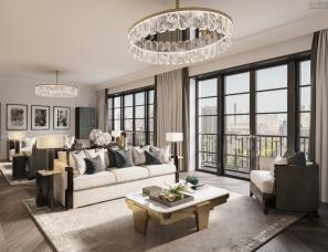 Elicyon设计--纽约的公寓