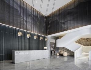 矩阵纵横设计--杭州绿城和庐生活馆
