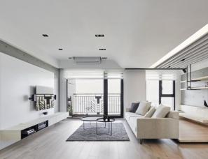 虫点子创意设计--治愈系北欧风住宅