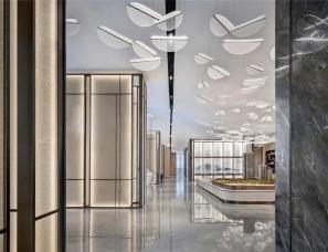 达观国际设计--长沙麓印长江会所