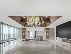 赛拉维设计--首创·禧悦山海天营销中心