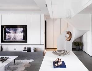 大观自成设计--中南·湖悦天境样板房143 ㎡