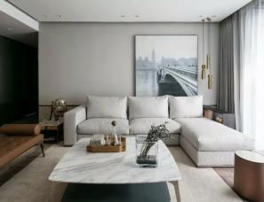 DIA丹健国际设计--杭州融创宜和园190户型样板房