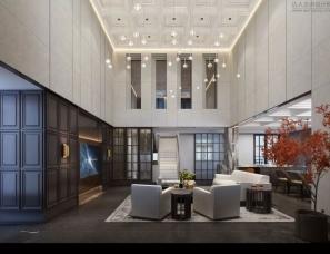 DIA丹健国际设计--融创青岛湾海墅