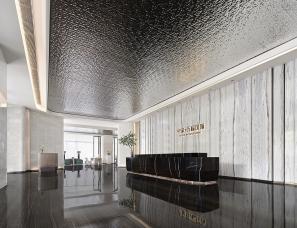如墨设计--中豪五福国际销售中心