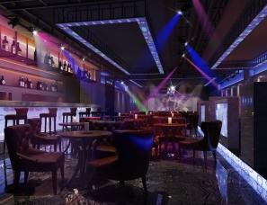 酒吧设计案例效果图