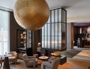 Yabu Pushelberg--伦敦Londoner酒店