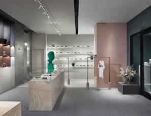 八荒设计--MUSéE名见北京前门概念旗舰店