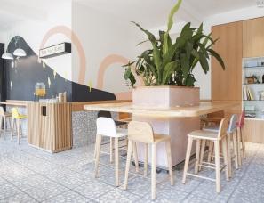 Futura--Blend Station咖啡馆品牌形象设计