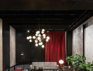 KALE GROUP 高端陶瓷板展厅设计