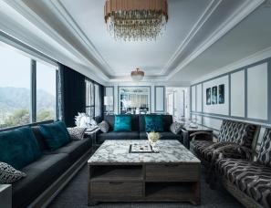 深圳太合南方设计-广西桂平凤凰城A2户型样板房