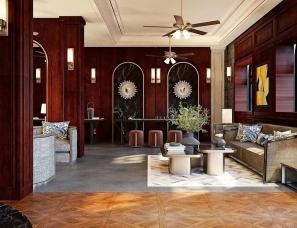 惹雅国际设计 | 胡同里的民国风酒店