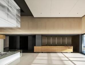 共生形态设计--中山沙溪福晟钱隆御府销售中心