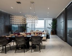 【首发】YØDEZEEN Architects--Miami luxury apartment