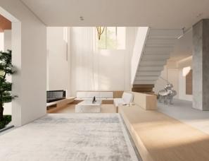 木卡建筑设计--L+T House [ 下篇 ]