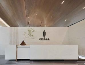 奥迅设计--南昌江铃新力铂萃中央销售中心