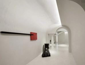 杭州时上建筑空间设计--BANMOON直播烘焙空间
