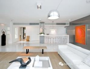 郑炳坤设计--突破极简惯有调色,一抹橙色点亮生活