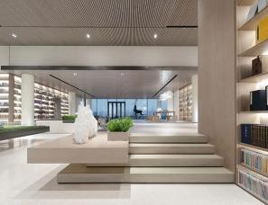 DIA丹健国际设计--郑州御栖玖里体验中心售楼处