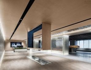 G-ART集艾设计--融信·上坤中心创享体验空间