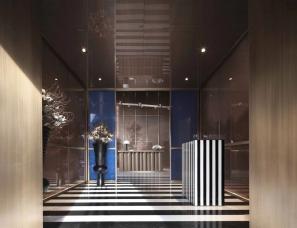 广州GBD设计--长春万科蓝山售楼处