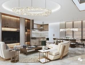 HWCD设计--广州佳兆业星空墅样板房