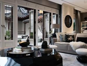 邱德光设计--杭州江南里庭园别墅