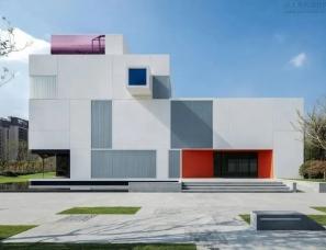 名谷设计--白平方G54展示中心