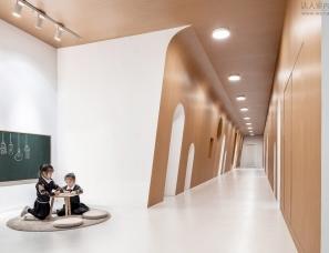 何晓甜设计--金陵幼儿园室内改造