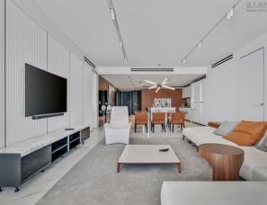 YØDEZEEN Architects --迈阿密大洋堡港702公寓