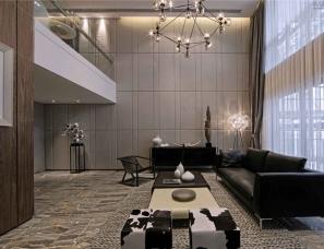 尚壹扬设计-深圳鲸山九期项目17#D户型样板