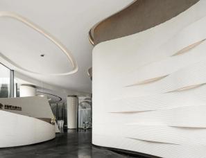 HWCD设计--武汉金融街(东湖)中心