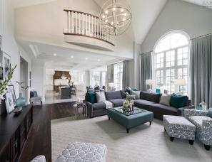 Jane Lockhart设计--Peyton Model Home