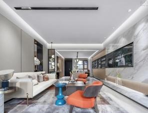 天鼓设计--北京亿城燕西华府联排别墅