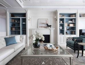 南昌阿鹤设计 | 现代轻奢的雅致空间