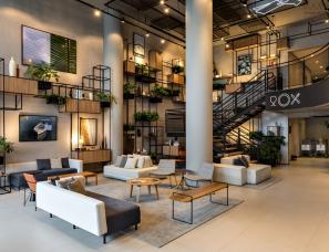 FGMF Arquitetos--圣保罗宜必思新概念酒店