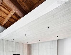 Héctor Ruiz Velázque设计--德赛斯岩板米兰旗舰店