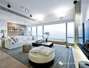 香港郑炳坤设计--南湾 室内设计凸显无敌海景