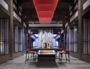 昊泽空间设计--福州融艺术馆