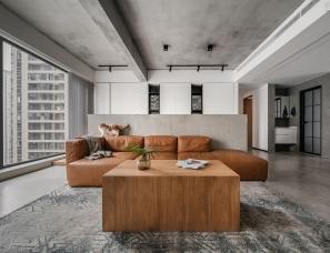 季意空间设计--成都 工业风私宅140㎡