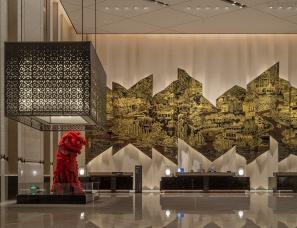 大观国际设计--佛山新城保利洲际酒店