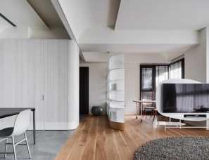KC design studio均汉--北欧风住宅设计