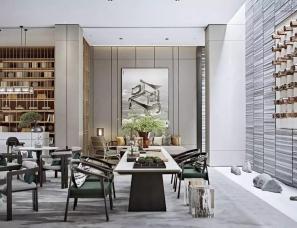 矩阵纵横设计--世茂集团,杭州钱塘天誉销售中心