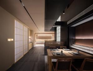 壹树设计--扬州隐泉.隐竹日式料理