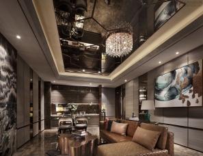 万象东方室内设计--中山懿荟大厦