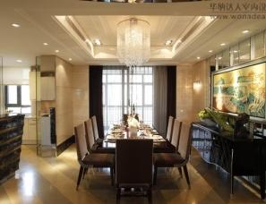 台湾邱德光设计作品 大連星海灣I號樣板房2套 2010